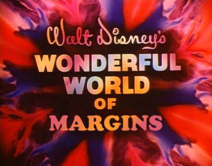 Wonderful World of Margins image
