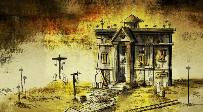 Potatoland Haunted Mansion image