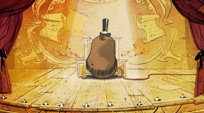 Lincoln potato image
